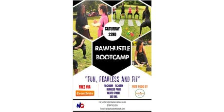 Raw Hustle Boot Camp tickets