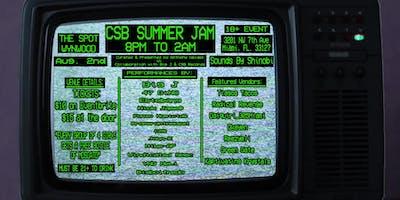 CSB SUMMER JAM