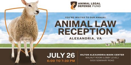 Animal Law Reception at AR19 tickets