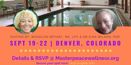 Women's Self-Care & Restoration Retreat | Colorado tickets