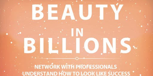 Beauty in Billions - Networking & Educational Event - NJ