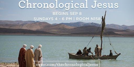 Chronological Jesus