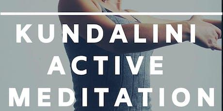 Kundalini Active Meditation tickets
