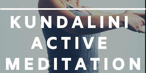 Kundalini Active Meditation