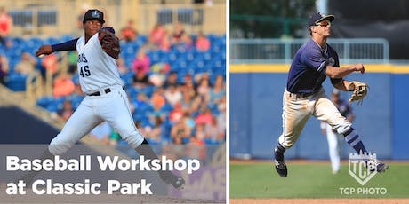 Baseball Workshop at Classic Park tickets