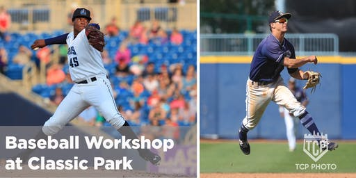 Baseball Workshop at Classic Park