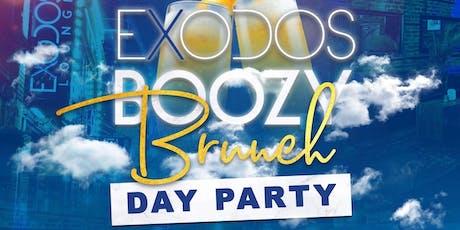 Boozy Twerk x Mimosas Brunch Day Party tickets