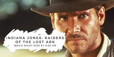 Outdoor Movie: Indiana Jones - Raiders of the Lost Ark tickets