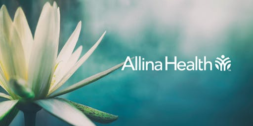2019 Allina Health Pain Symposium - ALLINA HEALTH EMPLOYEES ONLY**