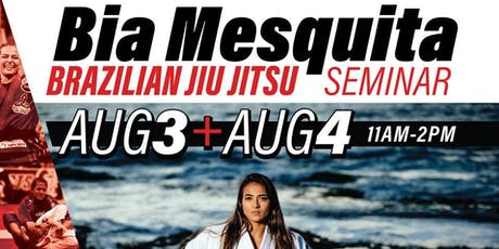 Bia Mesquita at Evolve Training Center  tickets