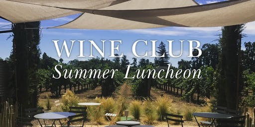 Delectus Wine Club Summer Luncheon
