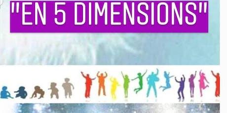 Atelier EFT SOPHRO 5ème Dimension tickets