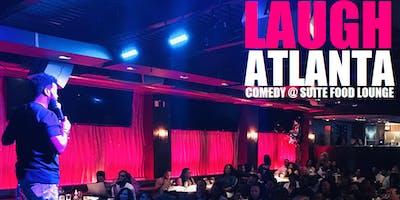 Laugh Atlanta presents Comedy @ Suite Lounge