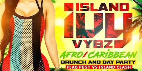 IVY CARIBBEAN BRUNCH & DAY PARTY #CUTTYPALANCE tickets