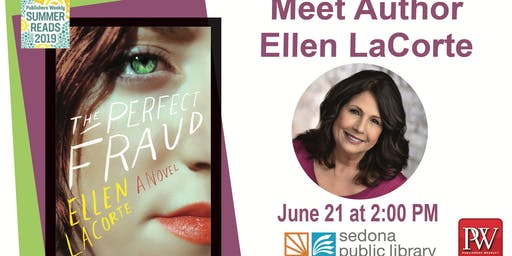 Ellen LaCorte Reads & Signs THE PERFECT FRAUD