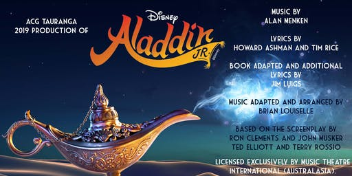 ACG Tauranga School Production - Aladdin Jr.