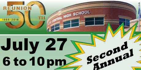 The 2019 Second Annual Floyd Central Alumni Golden Reunion tickets