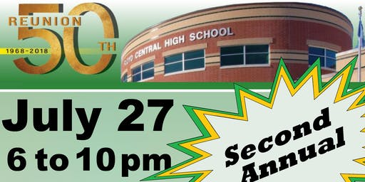 The 2019 Second Annual Floyd Central Alumni Golden Reunion