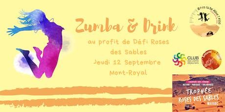 Zumba & Drink  tickets