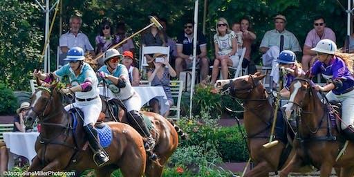 Polo - USPA East Coast Handicap Women's Championship hosted by Tenure Vodka
