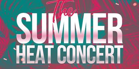 SUMMER HEAT MUSIC CONCERT tickets