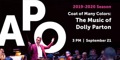 [3PM] Coat of Many Colors: The Music of Dolly Parton