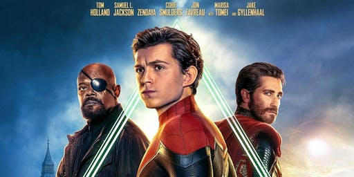Upscale Movie Night: Spiderman Far From Home