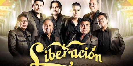 Liberación en Concierto en Xalos tickets