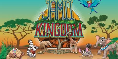 Jamaii Kingdom tickets