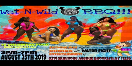 WetWetNwild BBQ tickets
