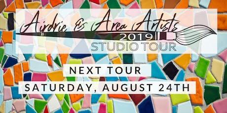 Airdrie & Area Studio Tour tickets
