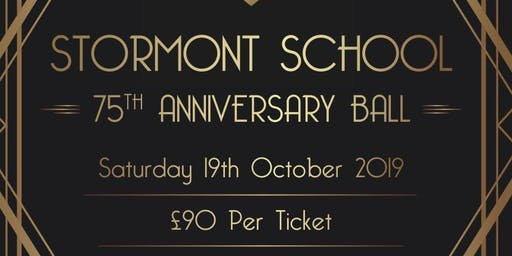 Stormont School 75th Anniversary Ball