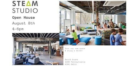 STEAM Studio Open House + 5th Anniversary Celebration tickets