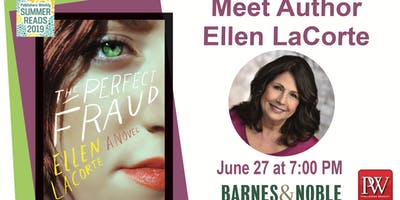 Ellen LaCorte Signs & Reads from THE PERFECT FRAUD