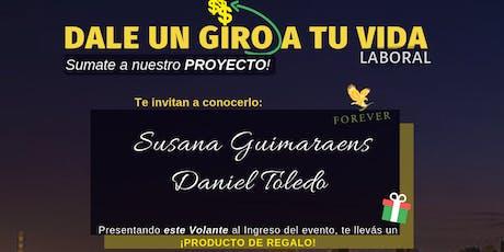 Proyecto empresarial Internacional entradas