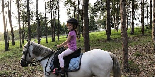 45min Holiday Horse Experience (5yrs+)
