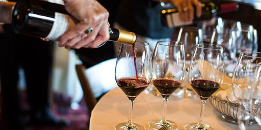 Grapevine Wine Tasting - Red Rhone Blends