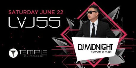 DMP DJ Midnight @ Temple Nightclub LVL 55 - 06/22/19 tickets