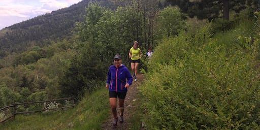 2° Trail autogestito Donna4SkyRace Piemonte (Val di Susa)