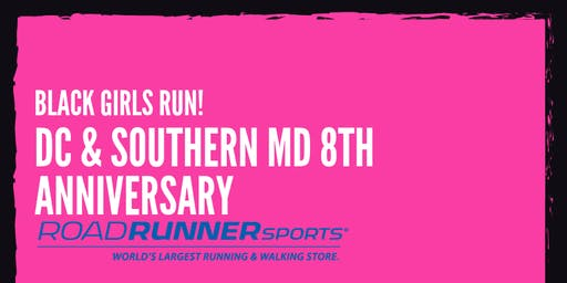 Black Girls RUN! DC & Southern MD 8th Anniversary Celebration