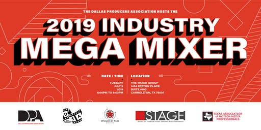 2019 Production Industry Mega Mixer