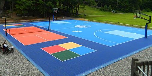 Longfellow Elementary School Sports Court - Pre-Build Day Volunteer