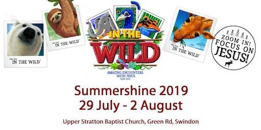 Summershine Holiday Club 2019 @USBC