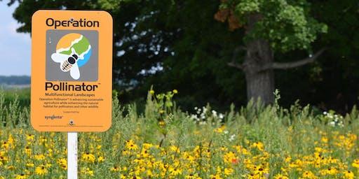 Operation Pollinator Tour - Ontario