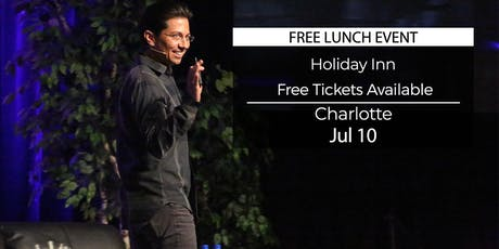 (FREE) Millionaire Success Habits revealed in Charlotte by Dean Graziosi tickets