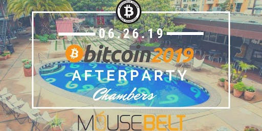 Bitcoin 2019 Poolside Afterparty hosted by MouseBelt Blockchain Accelerator