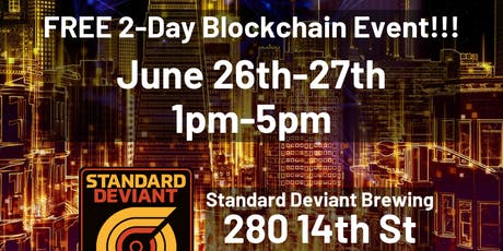 The ALT-ercation (Blockchain & Brews) tickets
