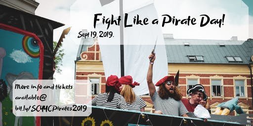 Fight Like a Pirate Day