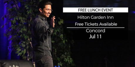 (FREE) Millionaire Success Habits revealed in Concord by Dean Graziosi tickets