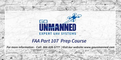 FAA Part 107 Prep Course - Raleigh, NC